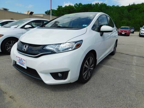2017 Honda Fit for sale at Auto Wholesalers Of Hooksett in Hooksett NH