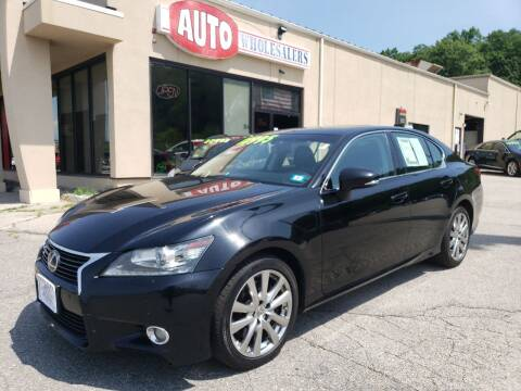 2013 Lexus GS 350 for sale at Auto Wholesalers Of Hooksett in Hooksett NH