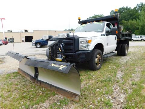 2012 Ford F-350 Super Duty for sale at Auto Wholesalers Of Hooksett in Hooksett NH