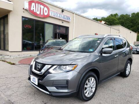2017 Nissan Rogue for sale at Auto Wholesalers Of Hooksett in Hooksett NH