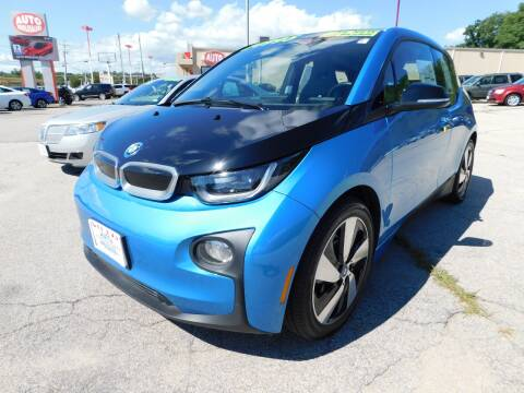 2017 BMW i3 for sale at Auto Wholesalers Of Hooksett in Hooksett NH
