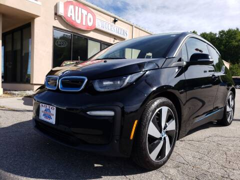 2018 BMW i3 for sale at Auto Wholesalers Of Hooksett in Hooksett NH