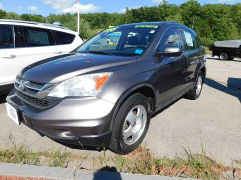 2010 Honda CR-V for sale at Auto Wholesalers Of Hooksett in Hooksett NH
