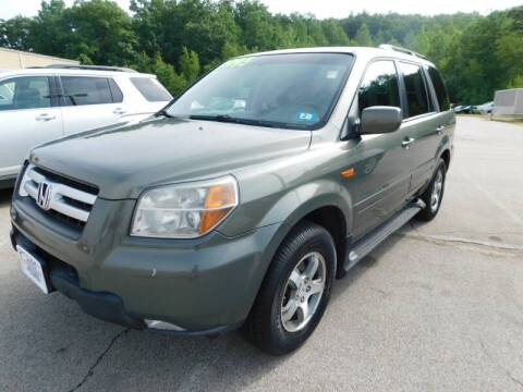 2008 Honda Pilot for sale at Auto Wholesalers Of Hooksett in Hooksett NH