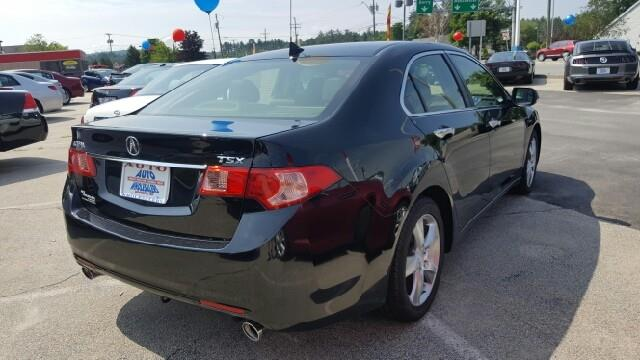 2013 Acura TSX for sale at Auto Wholesalers Of Hooksett in Hooksett NH