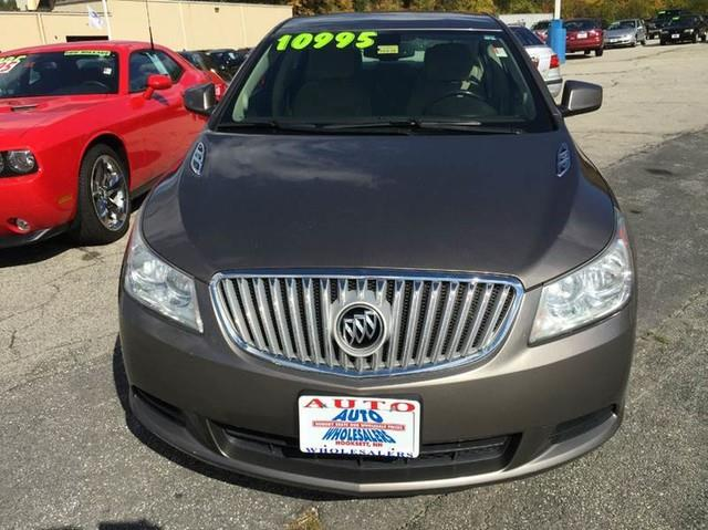 2011 Buick LaCrosse for sale at Auto Wholesalers Of Hooksett in Hooksett NH
