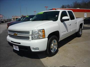 2013 Chevrolet Silverado 1500 for sale at Auto Wholesalers Of Hooksett in Hooksett NH