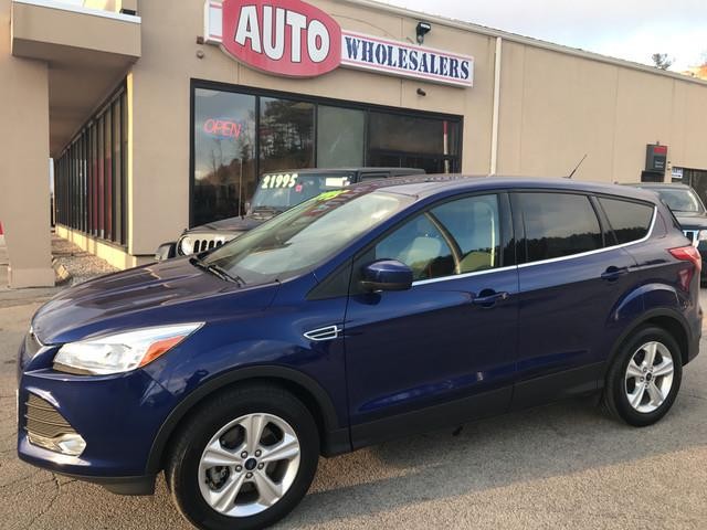 2016 Ford Escape for sale at Auto Wholesalers Of Hooksett in Hooksett NH