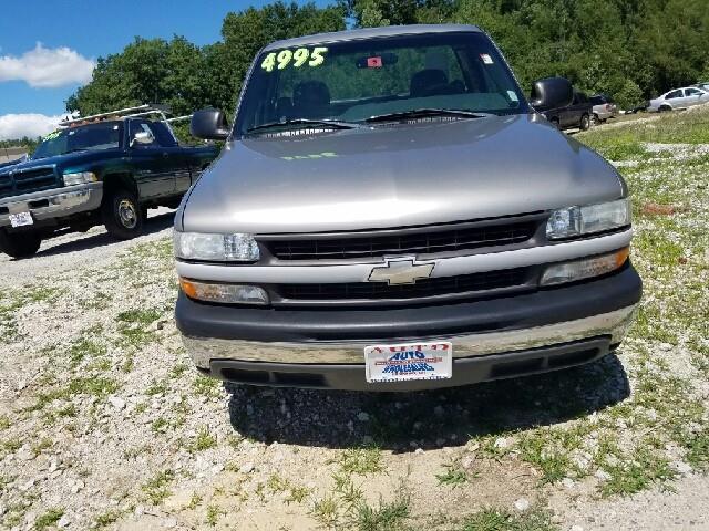 2000 Chevrolet Silverado 1500 for sale at Auto Wholesalers Of Hooksett in Hooksett NH