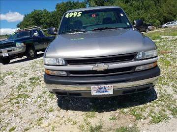 2000 Chevrolet Silverado 1500 for sale at Auto Wholesalers Of Hooksett in Hooksett NH