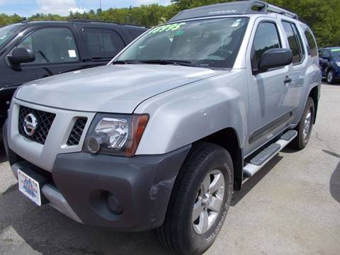 2012 Nissan Xterra for sale at Auto Wholesalers Of Hooksett in Hooksett NH