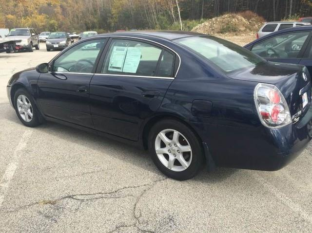 2006 Nissan Altima for sale at Auto Wholesalers Of Hooksett in Hooksett NH