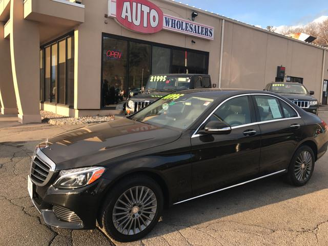2015 Mercedes-Benz C-Class for sale at Auto Wholesalers Of Hooksett in Hooksett NH
