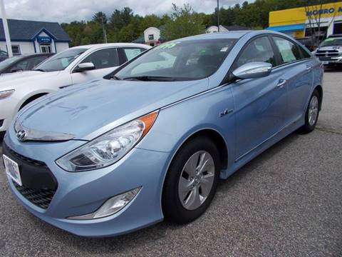 2013 Hyundai Sonata Hybrid for sale at Auto Wholesalers Of Hooksett in Hooksett NH