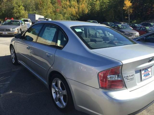 2007 Subaru Legacy for sale at Auto Wholesalers Of Hooksett in Hooksett NH