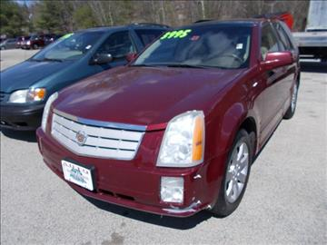2006 Cadillac SRX for sale at Auto Wholesalers Of Hooksett in Hooksett NH