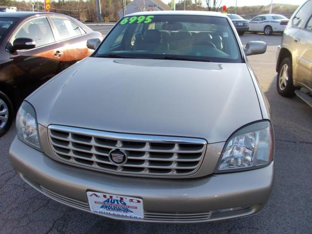 2005 Cadillac DeVille for sale at Auto Wholesalers Of Hooksett in Hooksett NH