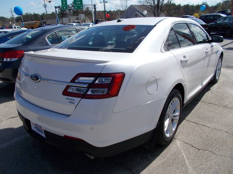 2013 Ford Taurus for sale at Auto Wholesalers Of Hooksett in Hooksett NH