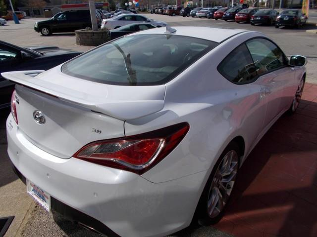 2016 Hyundai Genesis Coupe for sale at Auto Wholesalers Of Hooksett in Hooksett NH
