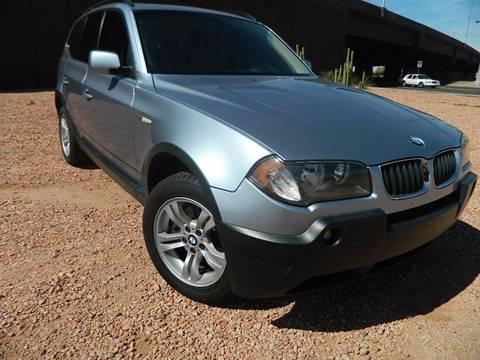 2005 BMW X3 for sale in Phoenix AZ