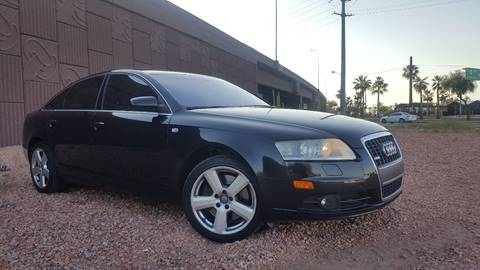 2008 Audi A6 for sale in Phoenix AZ