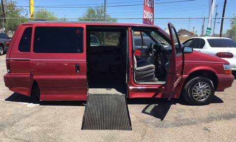 1994 Dodge Grand Caravan for sale at Used Car Showcase in Phoenix AZ