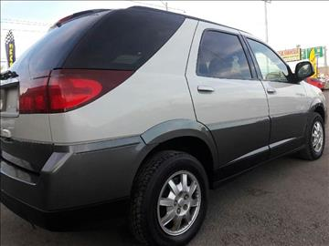 2004 Buick Rendezvous for sale at Used Car Showcase in Phoenix AZ