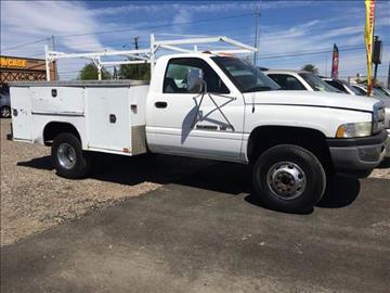 2000 Dodge Ram Pickup 3500 for sale at Used Car Showcase in Phoenix AZ