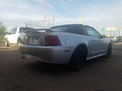 2003 Ford Mustang for sale at Used Car Showcase in Phoenix AZ