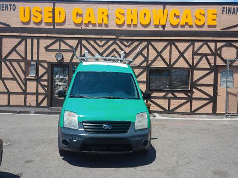 2012 Ford Transit Connect for sale at Used Car Showcase in Phoenix AZ