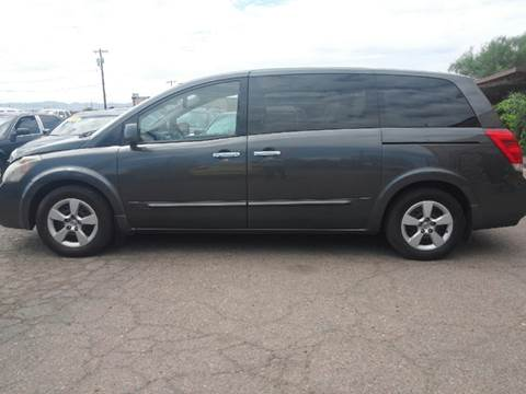 2008 Nissan Quest for sale at Used Car Showcase in Phoenix AZ