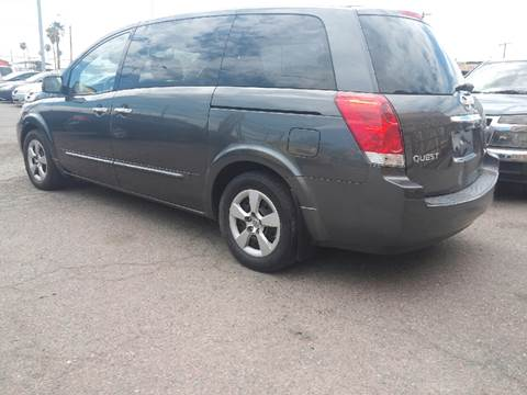 2008 Nissan Quest for sale in Phoenix, AZ