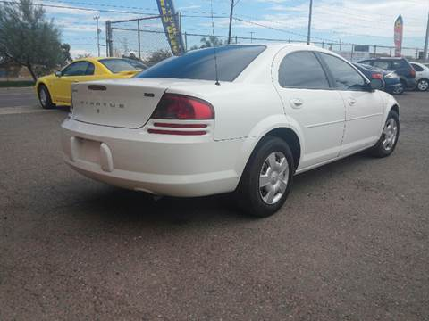 2005 Dodge Stratus for sale at Used Car Showcase in Phoenix AZ
