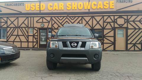 2006 Nissan Xterra for sale at Used Car Showcase in Phoenix AZ