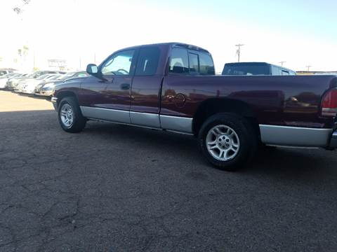 2001 Dodge Dakota for sale at Used Car Showcase in Phoenix AZ