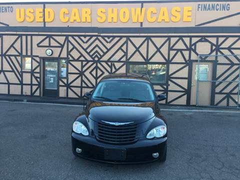 2008 Chrysler PT Cruiser for sale at Used Car Showcase in Phoenix AZ