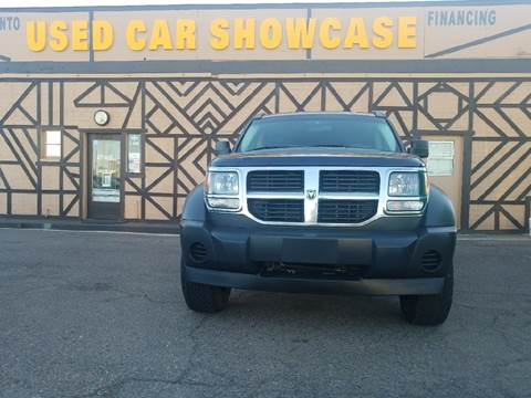 2008 Dodge Nitro for sale at Used Car Showcase in Phoenix AZ