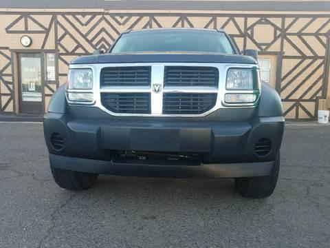 2008 Dodge Nitro for sale at Used Car Showcase in Phoenix AZ