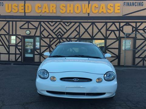 1998 Ford Taurus for sale at Used Car Showcase in Phoenix AZ
