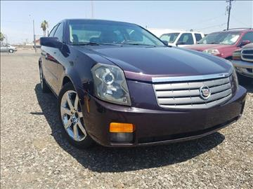 2006 Cadillac CTS for sale at Used Car Showcase in Phoenix AZ