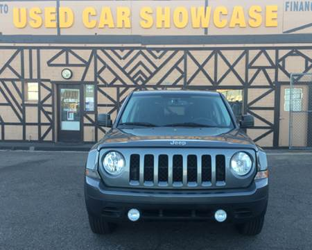 2012 Jeep Patriot for sale at Used Car Showcase in Phoenix AZ