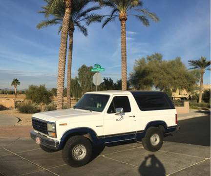 ford bronco for sale in phoenix, az - carsforsale