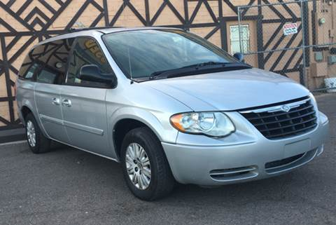 2005 Chrysler Town and Country for sale at Used Car Showcase in Phoenix AZ