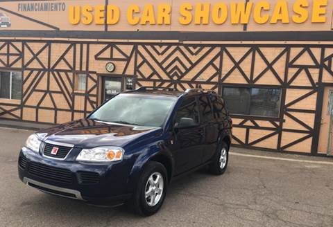 2007 Saturn Vue for sale at Used Car Showcase in Phoenix AZ