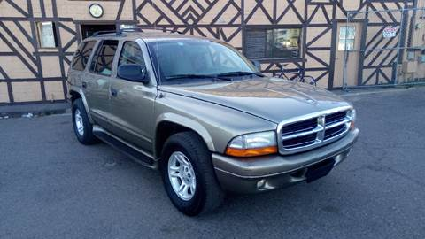 2003 Dodge Durango for sale at Used Car Showcase in Phoenix AZ