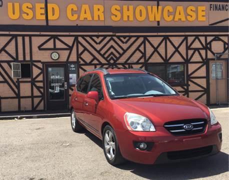 2008 Kia Rondo for sale at Used Car Showcase in Phoenix AZ