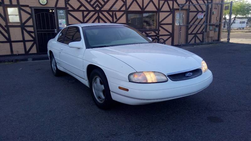 1999 Chevrolet Monte Carlo for sale at Used Car Showcase in Phoenix AZ