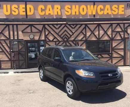 2009 Hyundai Santa Fe for sale at Used Car Showcase in Phoenix AZ