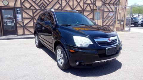 2008 Saturn Vue for sale at Used Car Showcase in Phoenix AZ