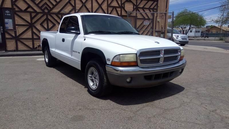 1998 Dodge Dakota Slt In Phoenix Az Used Car Showcase